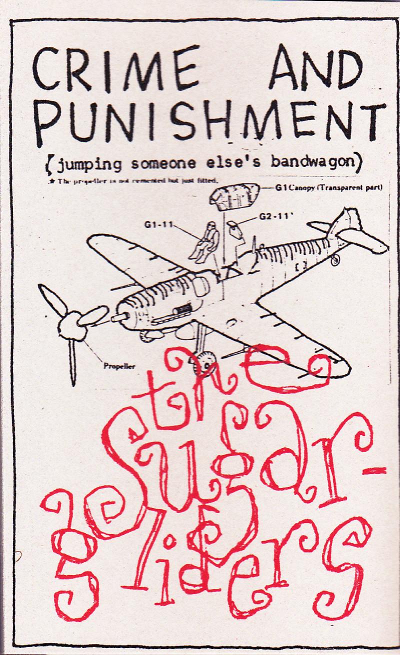 The Sugargliders - Seventeen